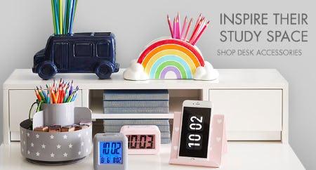 Shop Our Desk Accessories