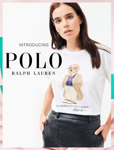 Introducing: Polo Ralph Lauren