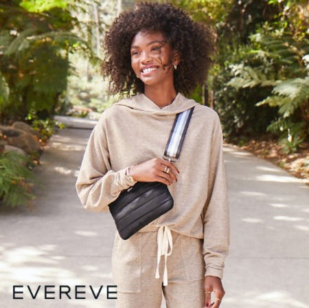 Get Styled in New Trends: A New Set + Shoulder Bag from Evereve