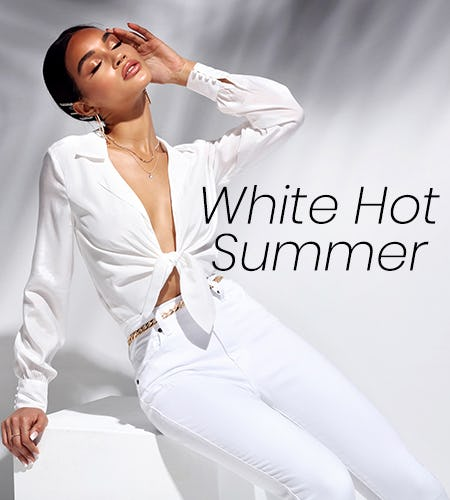 White Party! | New Arrivals from Windsor