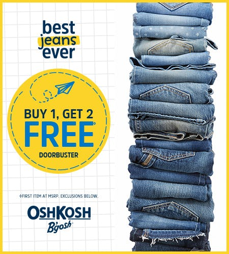 Best Jeans Every Buy 1 get 2 Free