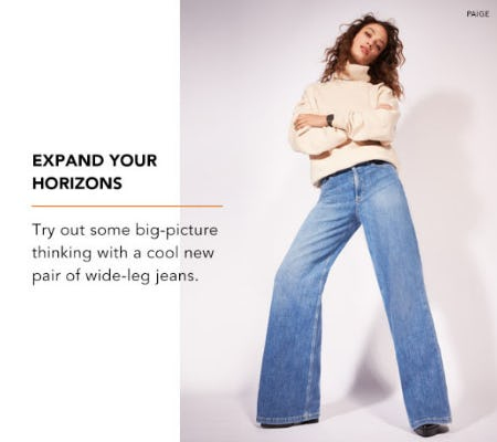 Expand Your Horizons from Bloomingdale's