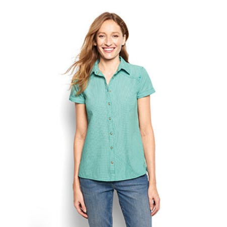 Women's Short-Sleeved Open Air Caster from Orvis