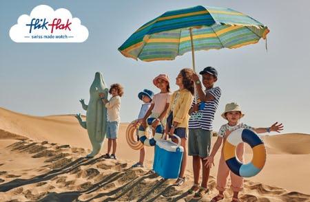 Flik Flak's Summer Selection