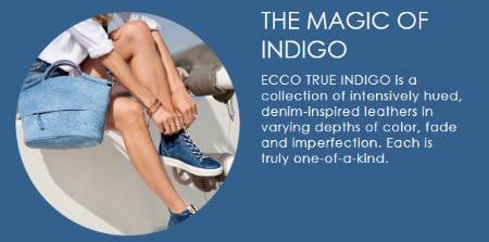 The ECCO Indigo Collection from ECCO