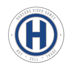 Hudsons Video Games Logo