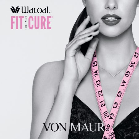 Wacoal Fit For The Cure