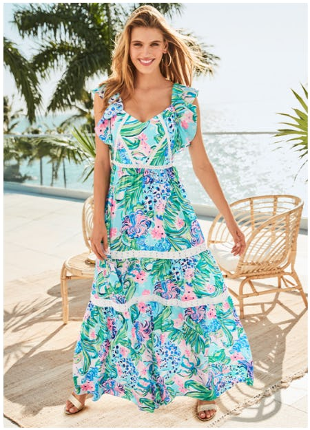 Spring Dresses Especially for You from Lilly Pulitzer