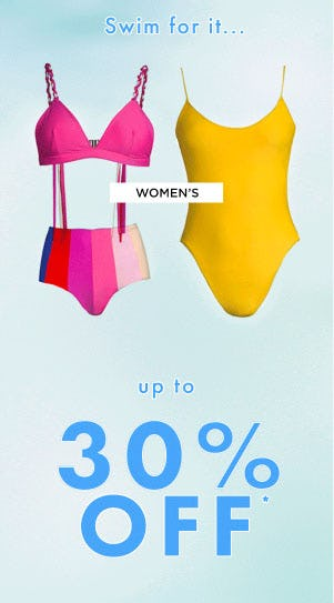 Up to 30% Off Swim from Saks Fifth Avenue