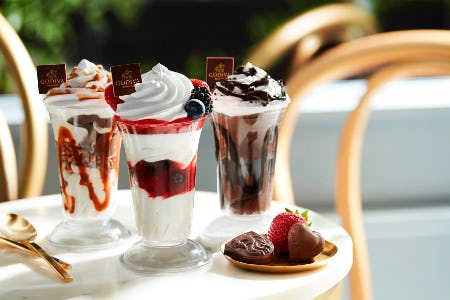 #PARFAITALLDAY from Godiva Chocolatier