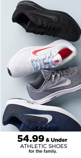$54.99 & Under Athletic Shoes