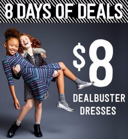 $8 Dealbuster Dresses