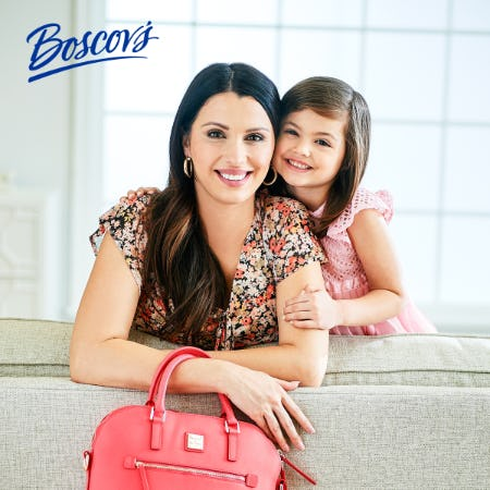 Celebrate Mom at Boscov's