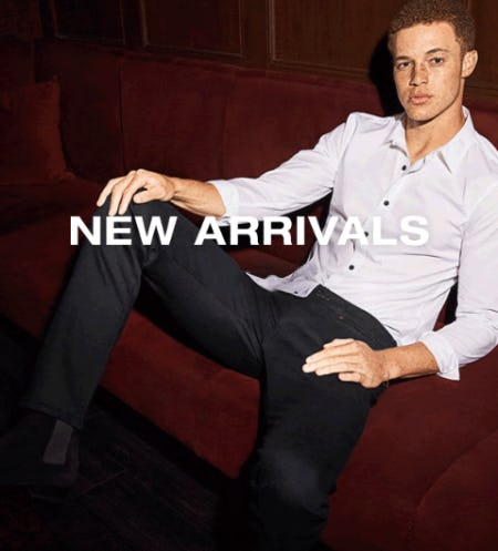 Explore Our New Arrivals from 7 for All Mankind