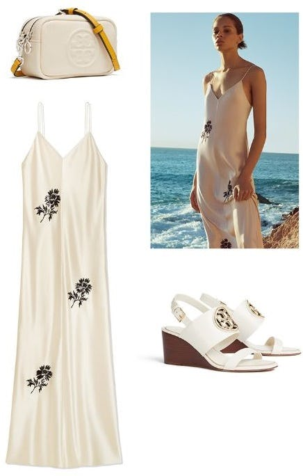Summer Whites from Tory Burch