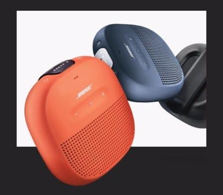 New SoundLink Micro Bluetooth Speaker