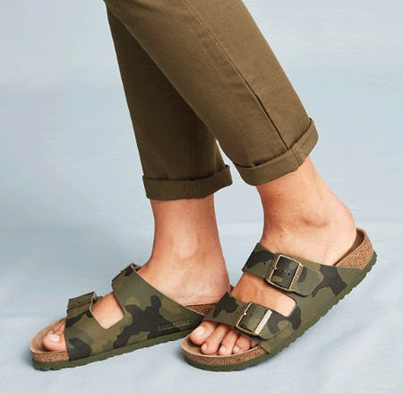 Just-In Sandals From Your Fave Brand