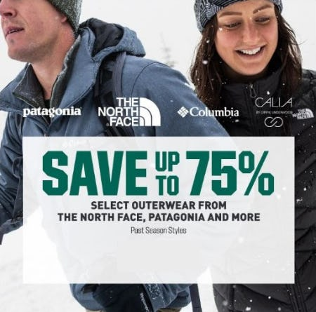 Up to 75% Off Select Outerwear from Dick's Sporting Goods