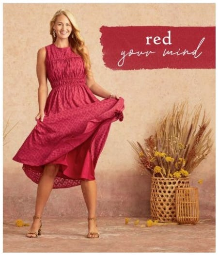 The Flattering Shade your Closet Needs: Red