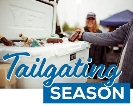 Tailgating Season Ready