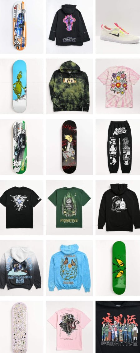 Shop New Arrivals from Zumiez