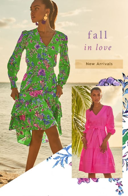 New Arrivals Have Landed from Lilly Pulitzer